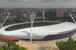 Минск хочет принять матч за Суперкубок УЕФА
