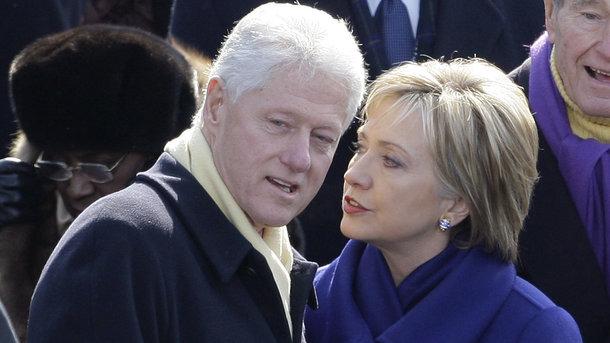 ВСША пытались подорвать Клинтон, Обаму иСороса