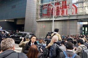 Здание CNN в Нью-Йорке эвакуировано из-за бомбы в конверте