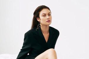 Нежная Ольга Куриленко снялась в стильной фотосессии