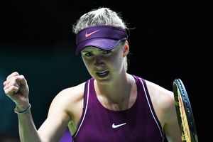 Свитолина пробилась в полуфинал Итогового чемпионата WTA