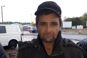 После убийства сожительницы белорус решил отсидеться в Украине