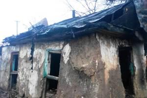 В Житомирской области вспыхнул страшный пожар: погибла женщина