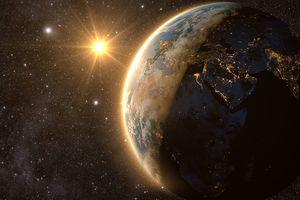 NASA показали фантастический снимок Земли из космоса