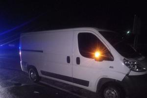 В Николаеве микроавтобус насмерть сбил пешехода