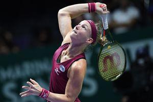 Кики Бертенс вышла в полуфинал Итогового чемпионата WTA