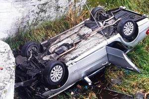 Смертельное ДТП в Черкасской области: Mercedes слетел с моста