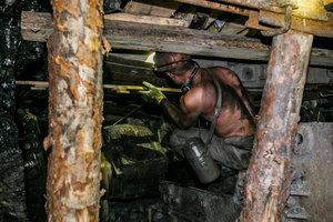 Гройсман раскритиковал ситуацию с государственными шахтами