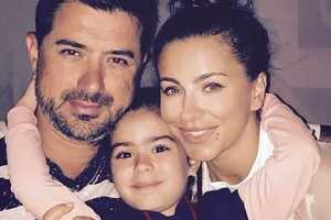 Муж Ани Лорак сделал большое тату в честь дочери – фото