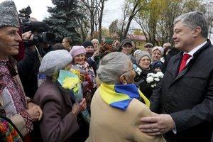 Порошенко: Мы не хотим, чтобы Россия использовала Беларусь для нападения на Украину