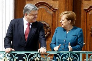 Визит Меркель в Украину: почему он важен для военной сферы