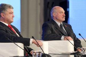 """Порошенко высказал свое отношение к Лукашенко из-за """"минского процесса"""""""