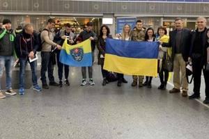 Украинские военные прибыли в США на Марафон морской пехоты