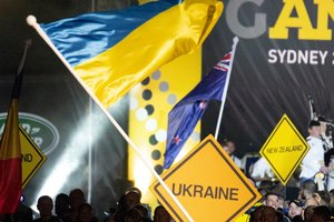 Украинская сборная на Играх Непокоренных завоевала 20 медалей