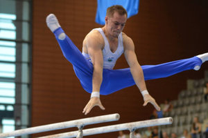 Украинские гимнасты Верняев и Радивилов пробились в финалы чемпионата мира