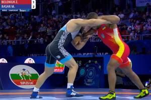 Пятая медаль Украины в Будапеште: Жан Беленюк – вице-чемпион мира