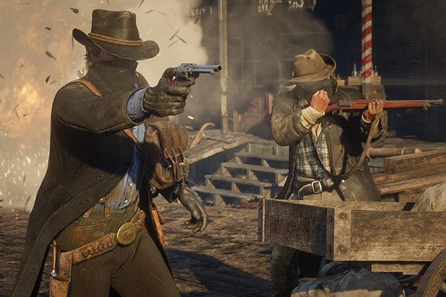 Red Dead Redemption 2 установила несколько рекордов0