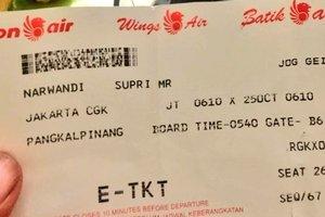 Пассажир разбившегося в Индонезии лайнера выжил: история удивительного спасения