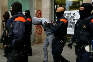 В Испании провели рейд против наркоторговцев: появилось фото и видео