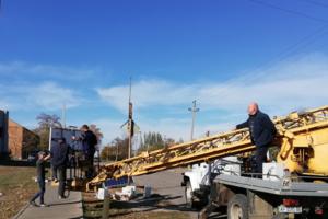 В Запорожской области фонари будут работать от энергии солнца: появились фото и видео