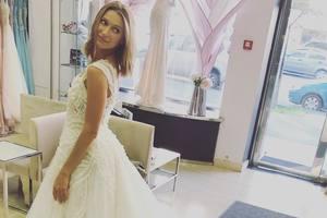 TAYANNA опубликовала фото в свадебном платье