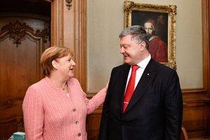 Встреча Порошенко и Меркель: стало известно, о чем будут говорить