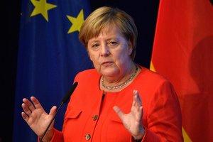 Меркель рассказала, какой будет внешняя политика Германии после ее ухода с поста главы ХДС