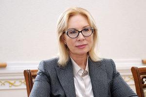 Денисова назвала имена освобожденных украинских моряков