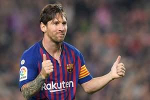Приз лучшему игроку чемпионата Испании могут назвать именем Месси и он может его получить