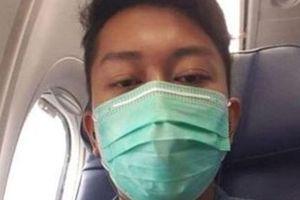 Селфи с того света: пассажир разбившегося Boeing отправил жене фото перед смертью