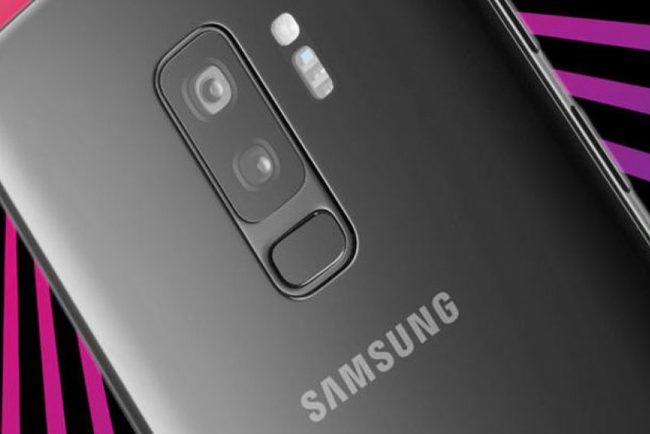 Samsung показали 48 МП фотокамеру смартфона Galaxy S10