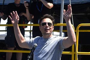 Илон Маск выкупил акции Tesla на 10 миллионов долларов