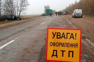 В Житомирской области произошло тройное ДТП с пострадавшими: появились фото и видео