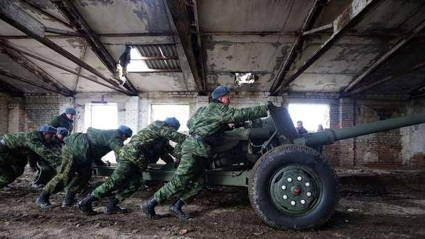 """Боевики """"ДНР"""" / Фото: AFP"""