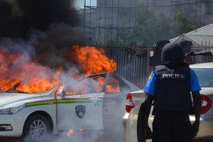 В Нигерии силовики расстреляли протестующих, более 40 погибших