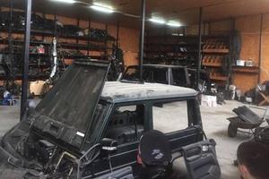 Задержана преступная группа, занимавшаяся угоном Lexus, Toyota и BMW