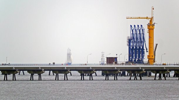 Нефть Brent упала вцене ниже $73