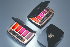 Вышла новая рождественская коллекция макияжа Chanel