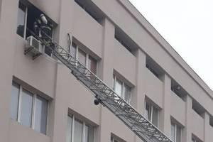 В Броварах взорвался кабинет косметолога, есть пострадавшие