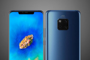 Huawei Mate 20 возглавил ТОП-10 мощных смартфонов октября