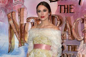 """В роскошном платье Chanel: Кира Найтли на премьере """"Щелкунчика"""""""