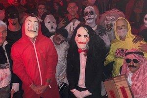 """Футболисту """"Баварии"""" пришлось извиняться за костюм на Хэллоуин"""