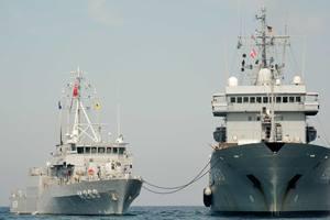 У границ России пройдут морские военные учения НАТО