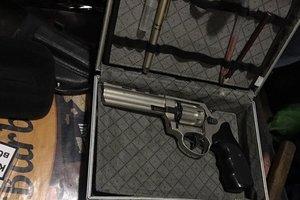 В Запорожской области СБУ задержала торговца оружием