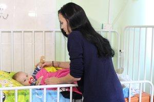 Пациенты запорожской больницы пожаловались на холод в палатах