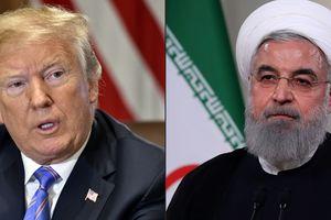 """Трамп потроллил Иран знаменитой фразой из """"Игры престолов"""""""