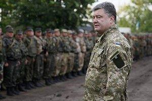 3 ноября - День артиллериста и военного инженера: президент поздравил солдат
