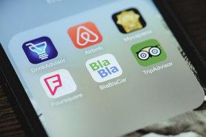 """В России хотят запретить сервис """"попутчиков"""" BlaBlaCar"""