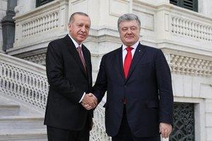 Украина и Турция подпишут соглашение о зоне свободной торговли до конца года