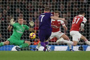 """""""Ливерпуль"""" продлил серию без поражений в Англии, сыграв вничью с """"Арсеналом"""""""